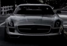 Video: Wicked 825hp Supercharged Weistec Mercedes-Benz SLS AMG