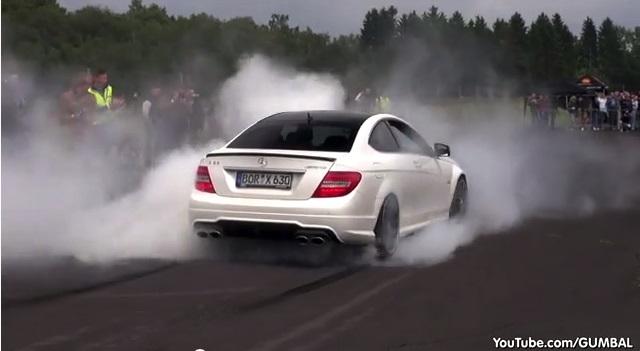 PP-Performance Mercedes-Benz C63 AMG