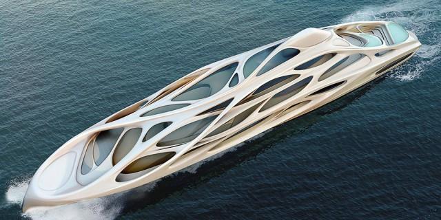 Blohm+Voss 90M Jazz Superyacht