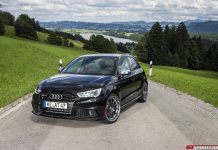 Official: 310hp ABT Audi S1