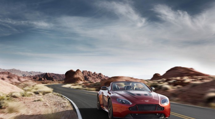 2015 Aston Martin V12 Vantage S Roadster to Debut at Pebble Beach
