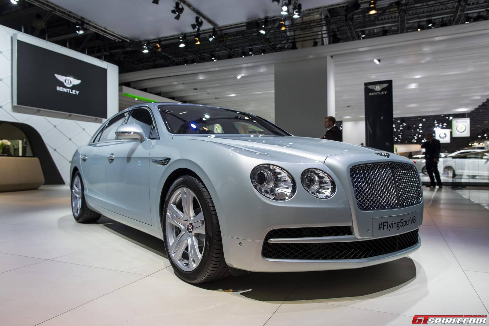 home supercar news bentley moscow 2014 bentley flying spur v8. Cars Review. Best American Auto & Cars Review