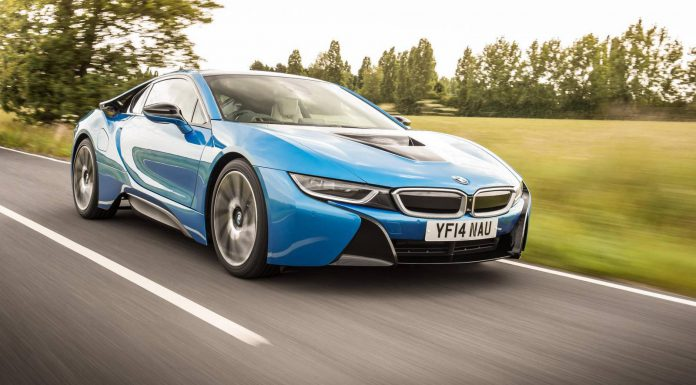 BMW i8 Sells Out in the U.K