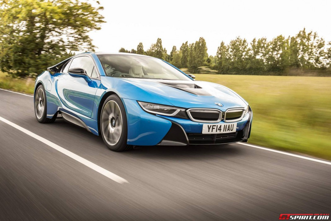 First North American BMW i8s Delivered at Monterey Car Week 2014