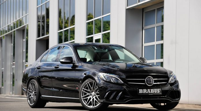 Official: Brabus Mercedes-Benz C-Class