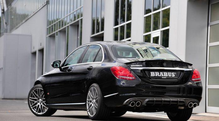 Official: Brabus Mercedes-Benz C-Class