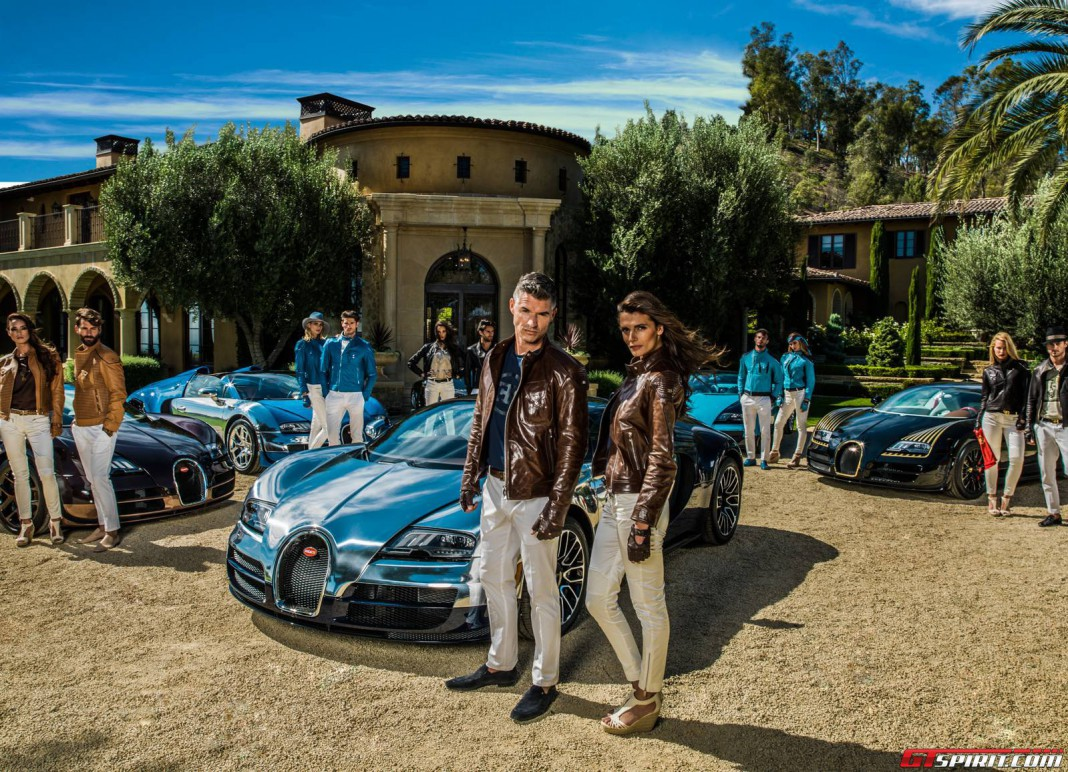 Bugatti Unveils Lifestyle Collection Based on the Six Legends