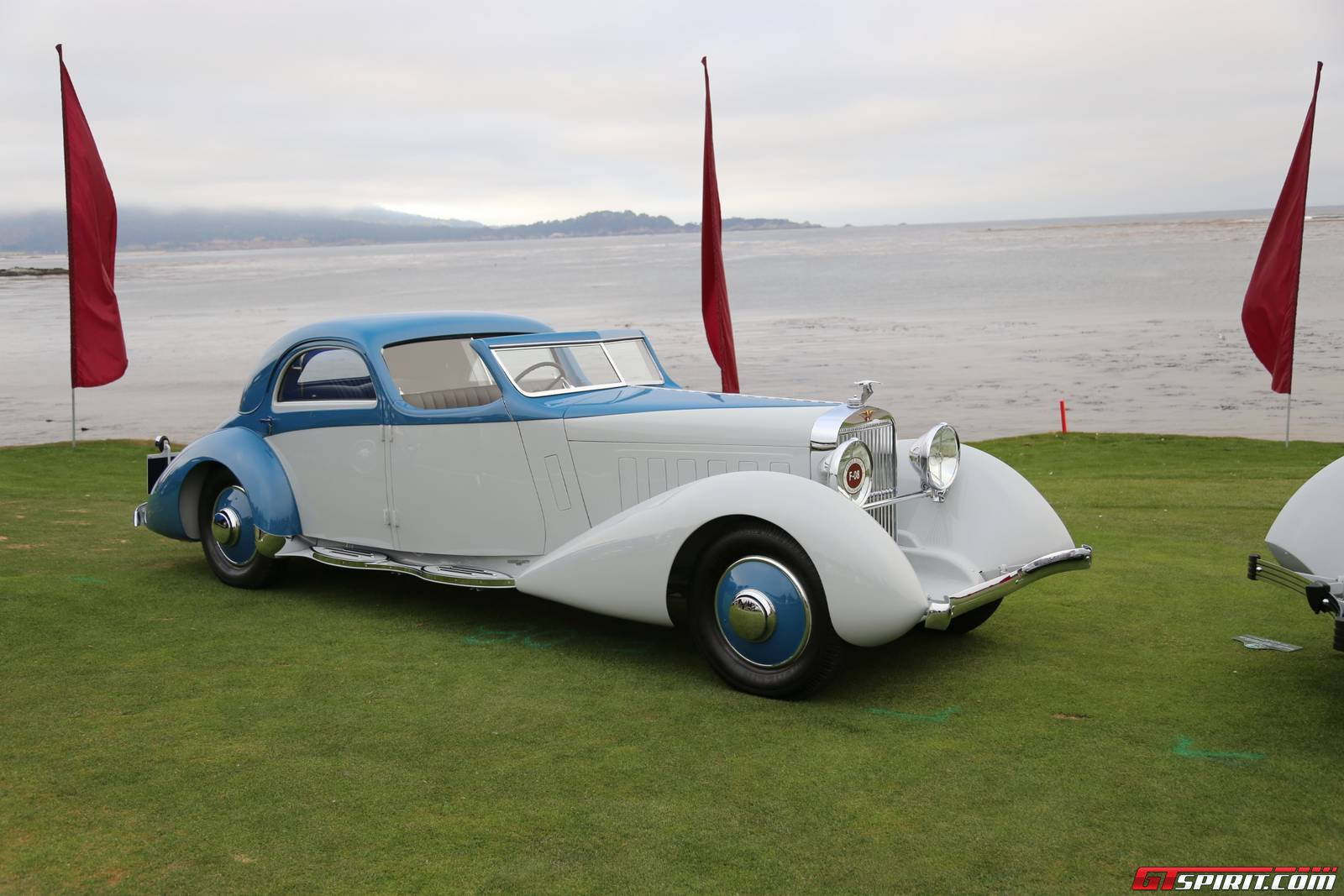 Pin Pebble Beach Concours D Elegance 2011 Photo Gallery Click Image ...