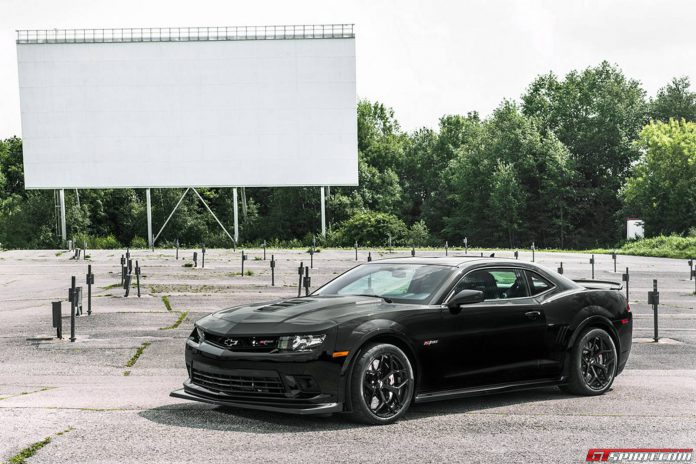 Official: Chevrolet Camaro Z/28 by GeigerCars