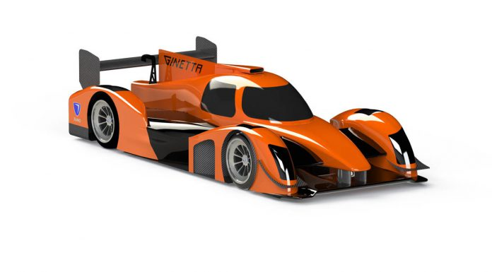 Ginetta and Juno Previews LMP3 Racer