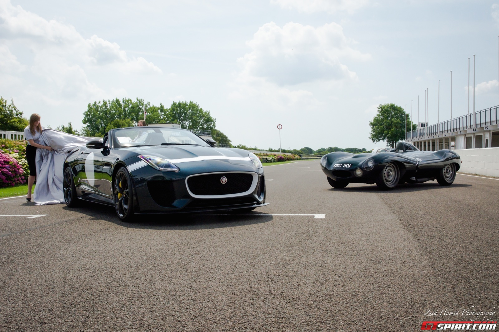 Jaguar Land Rover To Debut Three New Models at Pebble Beach