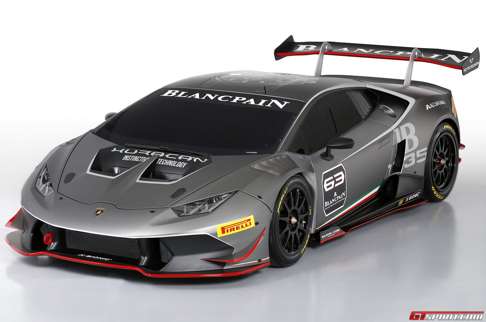lamborghini huracan gt3 could race in united sportscar championship gtspirit. Black Bedroom Furniture Sets. Home Design Ideas