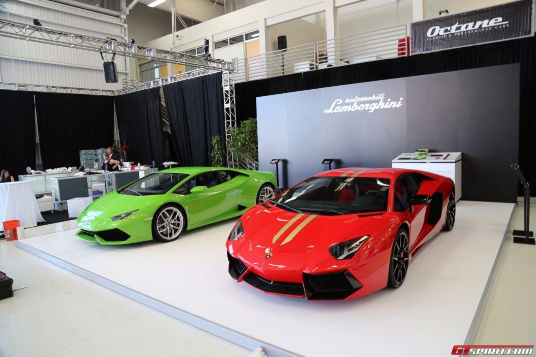 Monterey 2014: McCall Motorsports Revival Party