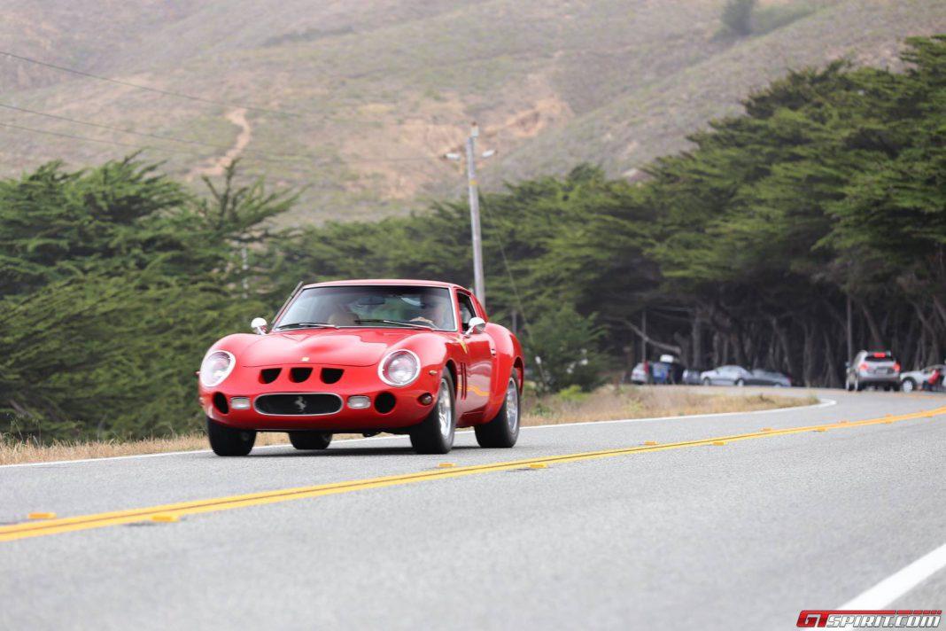 Monterey 2014: Pebble Beach Tour d'Elegance