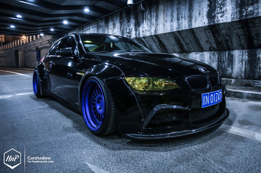 Chinese Liberty Walk Bmw M3 Is Insane Gtspirit