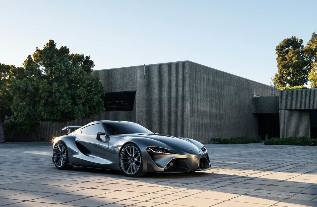 Second Toyota FT-1 Concept Revealed