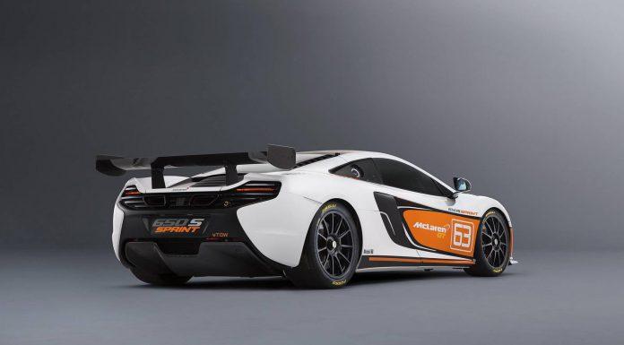 Official: McLaren 650S Sprint