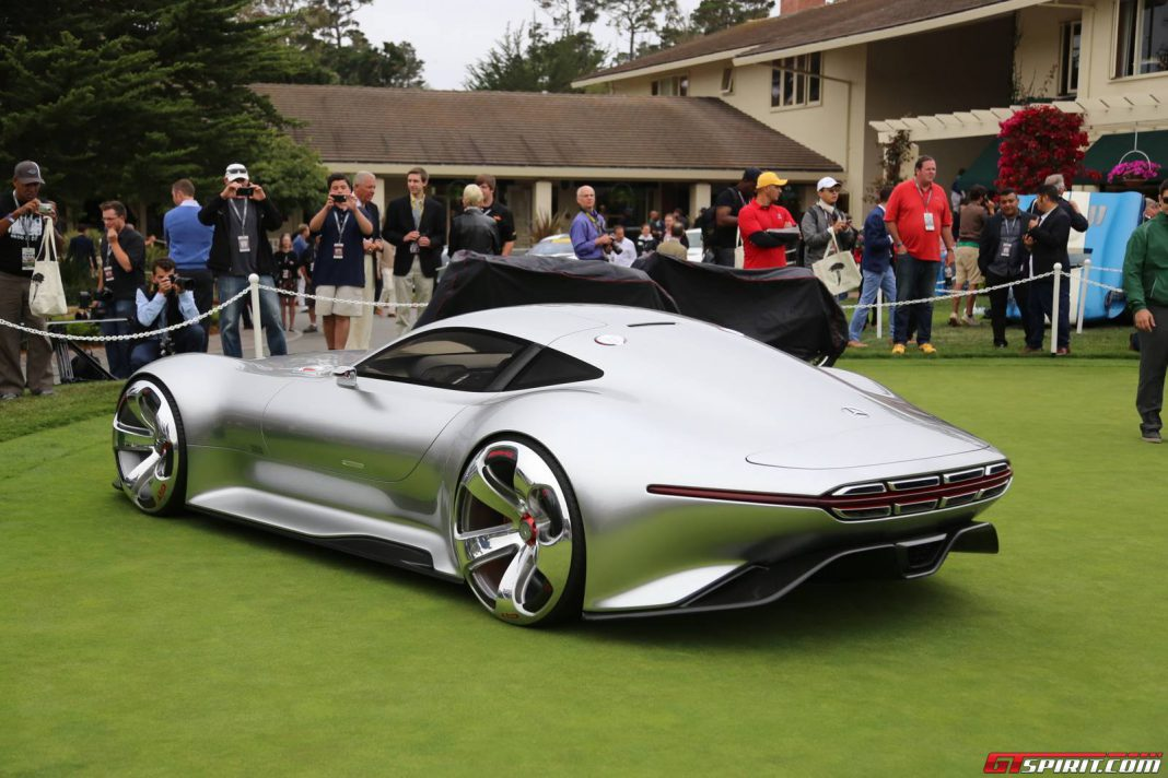 Monterey 2014: Concept and Supercar Lawn