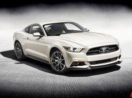 1964th Ford Mustang 50 Year Limited Edition to be Auctioned