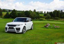 Update: Mansory Range Rover Sport and Range Rover Vogue