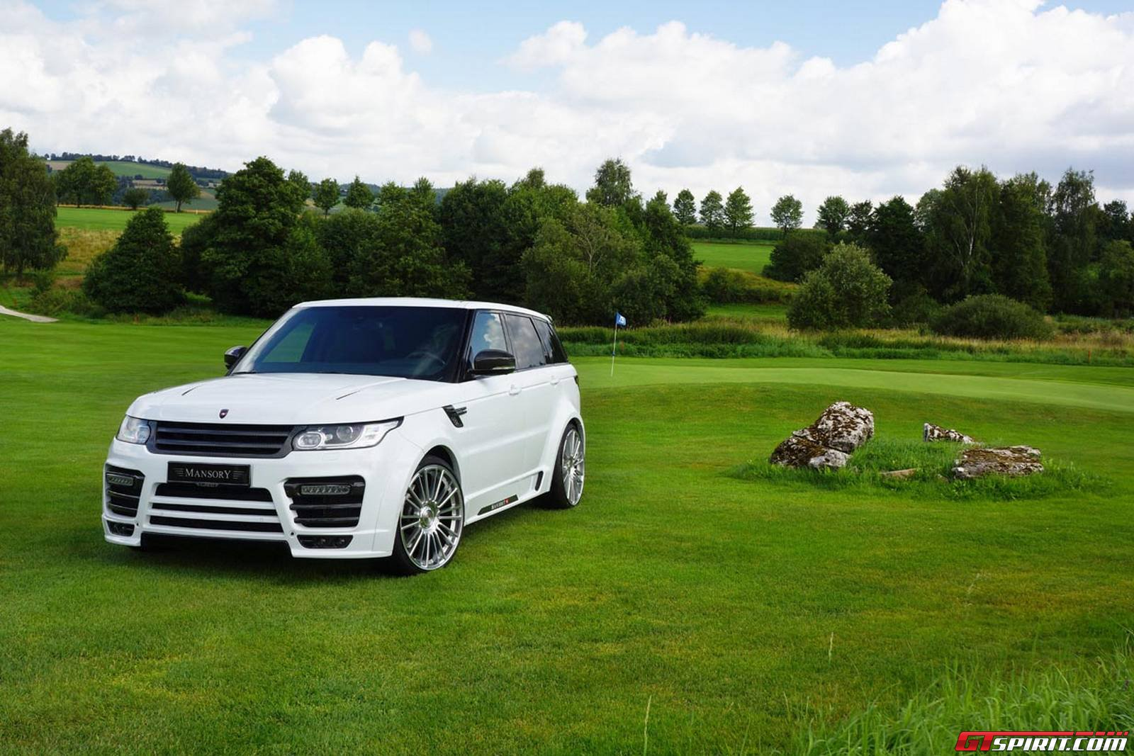 Update: Mansory Range Rover Sport and Range Rover Vogue ...