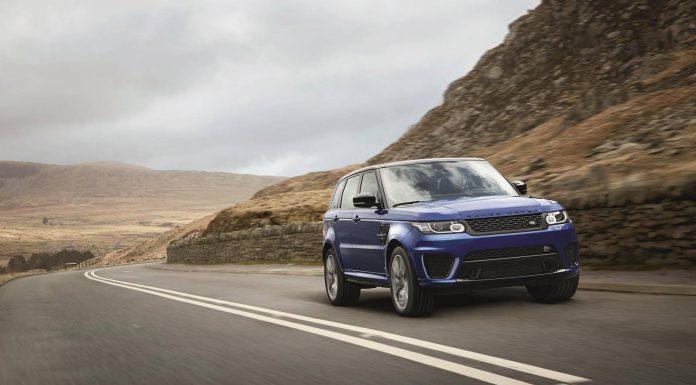 Video: 2015 Range Rover Sport SVR Launch