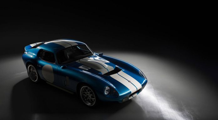 500hp Electric Renovo Coupe Revealed at Monterey