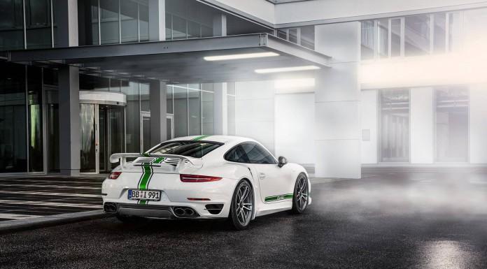Techart Porsche 911 Turbo Models update