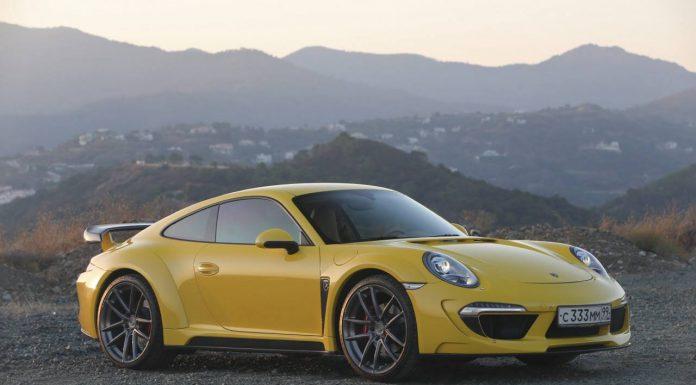 Porsche 911 Carrera Stinger by TopCar Hits Marbella