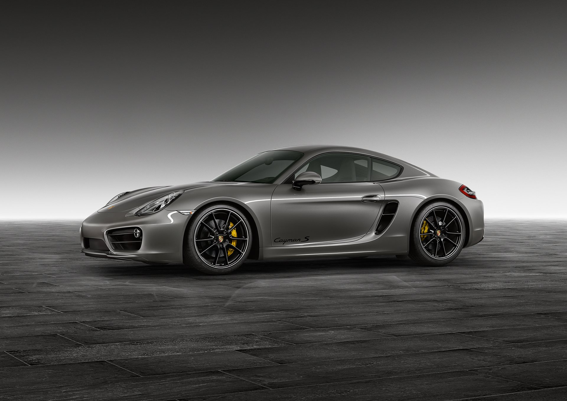 official agate grey metallic porsche exclusive cayman s gtspirit. Black Bedroom Furniture Sets. Home Design Ideas