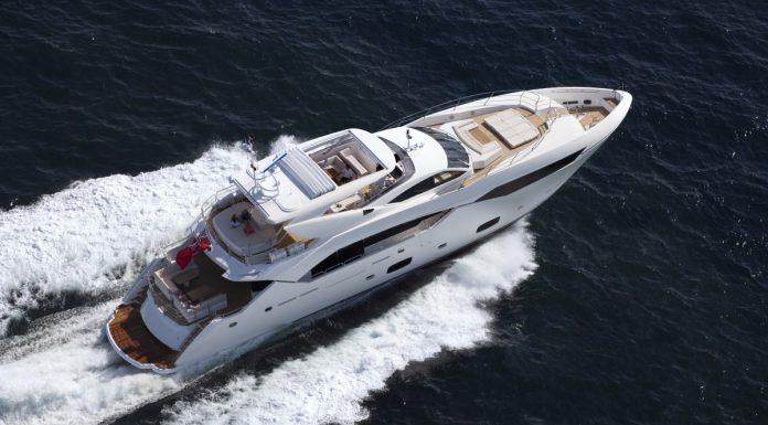 Lavish 115 Sport Yacht by Sunseeker