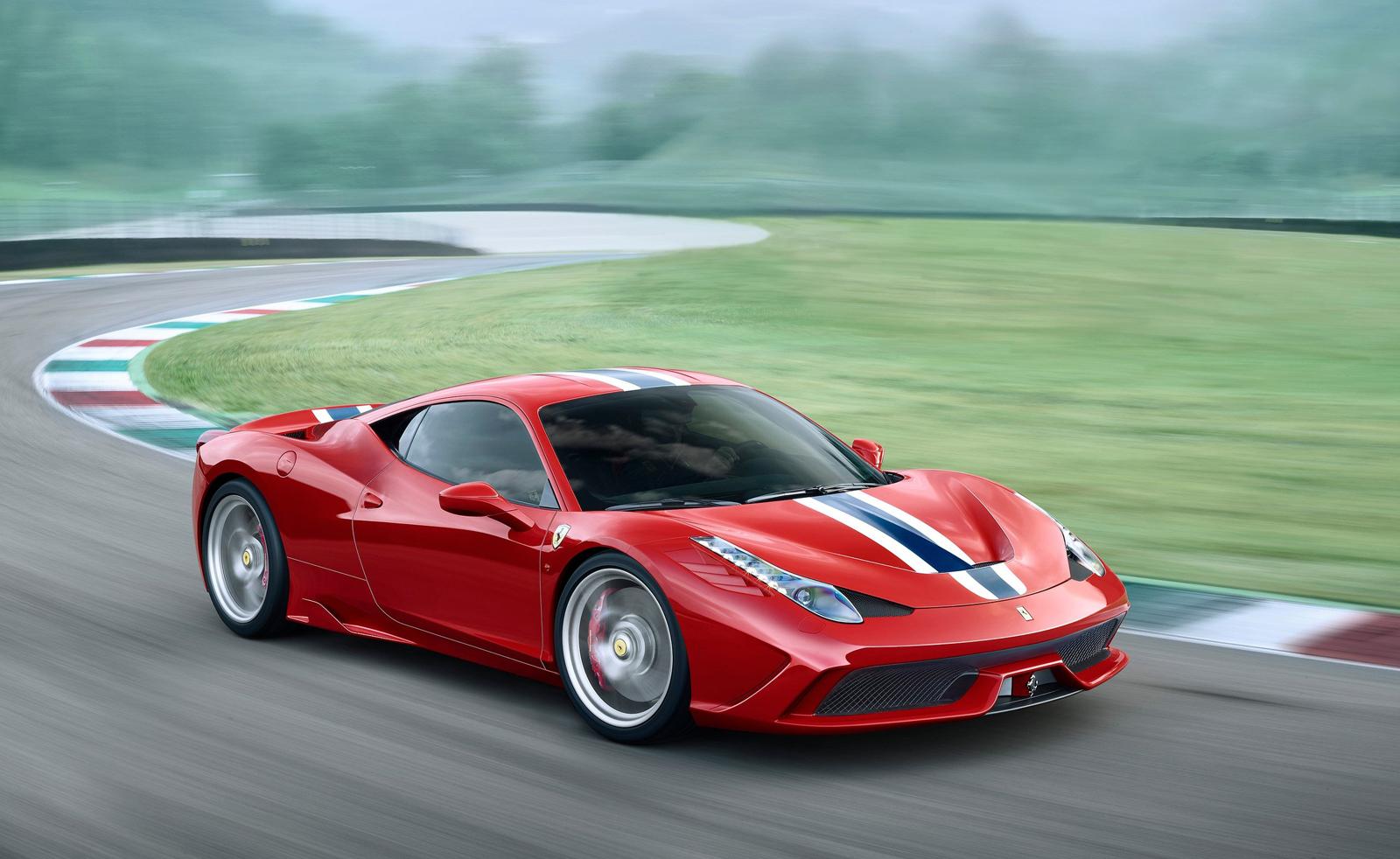 2015 Ferrari 458 Speciale >> Report: Ferrari 458 Speciale Spider Confirmed for Paris Debut - GTspirit