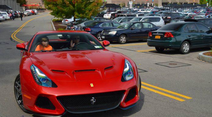 2015 Ferrari SP America