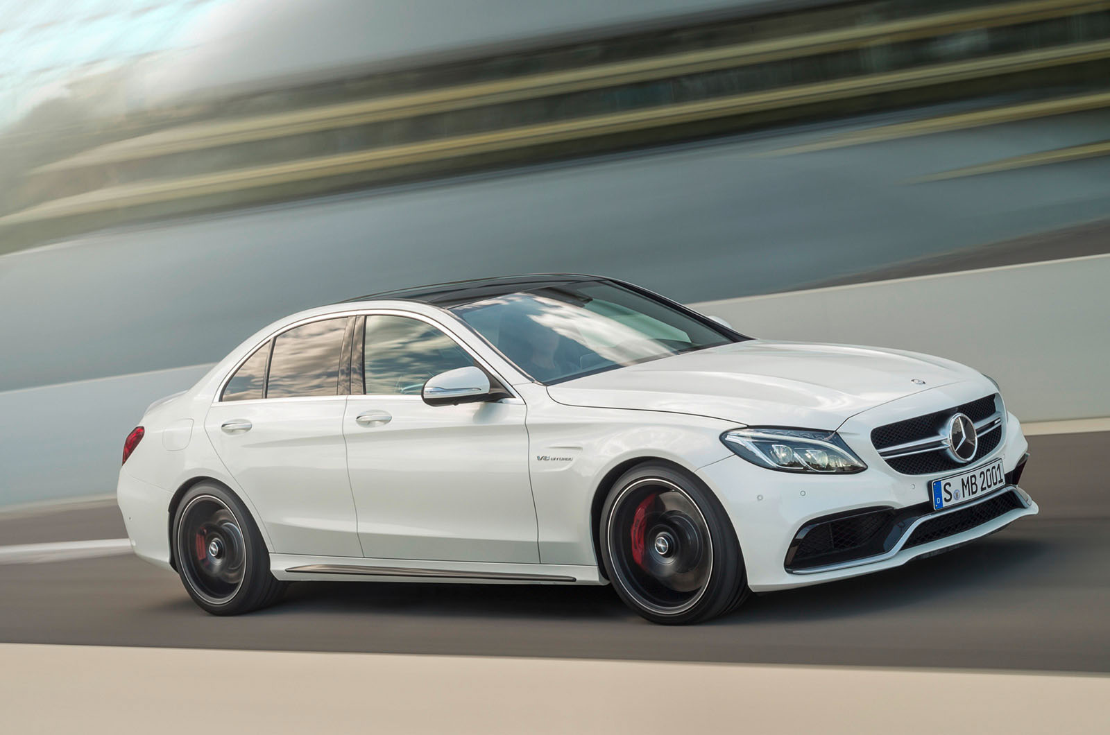 video 2015 mercedes amg c63 and c63 s star in official