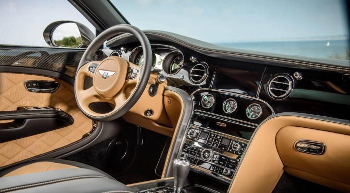 Official: 2015 Bentley Mulsanne Speed