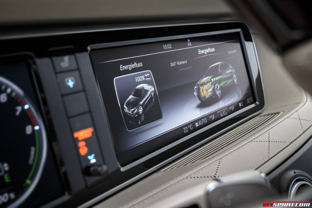 2015 Mercedes-Benz S500 Plug-in-Hybrid Interior