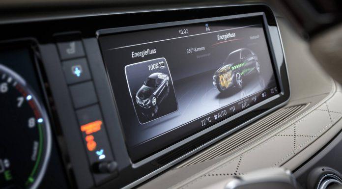 2015 Mercedes-Benz S500 Plug-in-Hybrid Interior