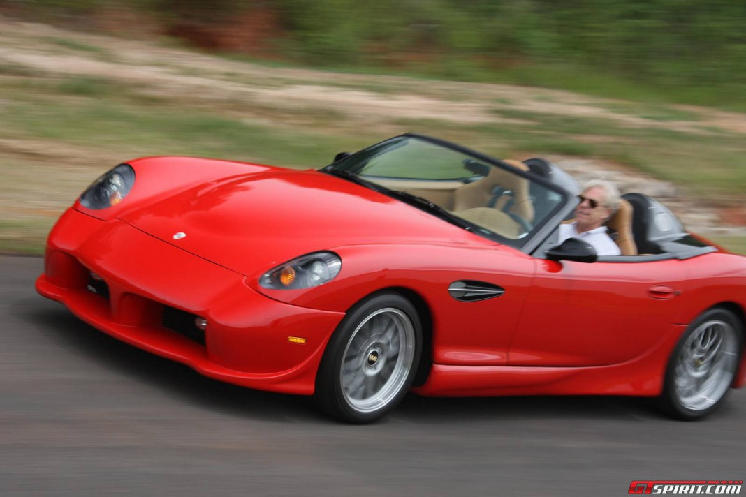 Official: 2015 Panoz Esperante Spyder 25th Anniversary Edition