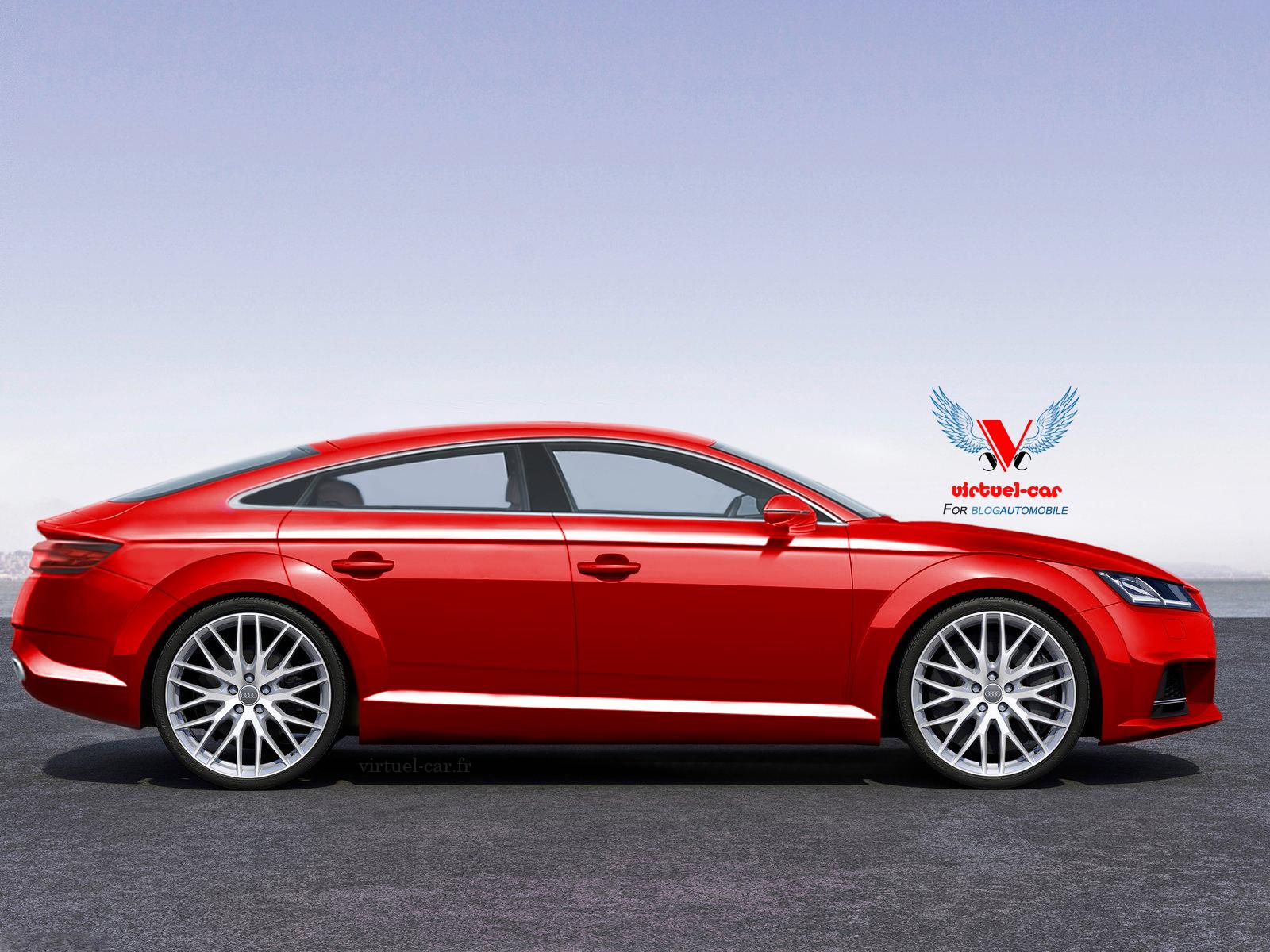 Kelebihan Kekurangan Audi Tt Sportback Spesifikasi