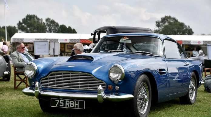 Salon Prive 2014: Aston Martin Cars