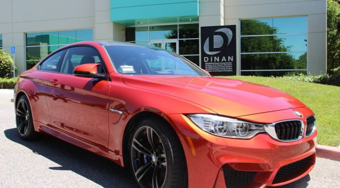 516hp BMW M3/M4 Stage 1 by Dinan Engineering