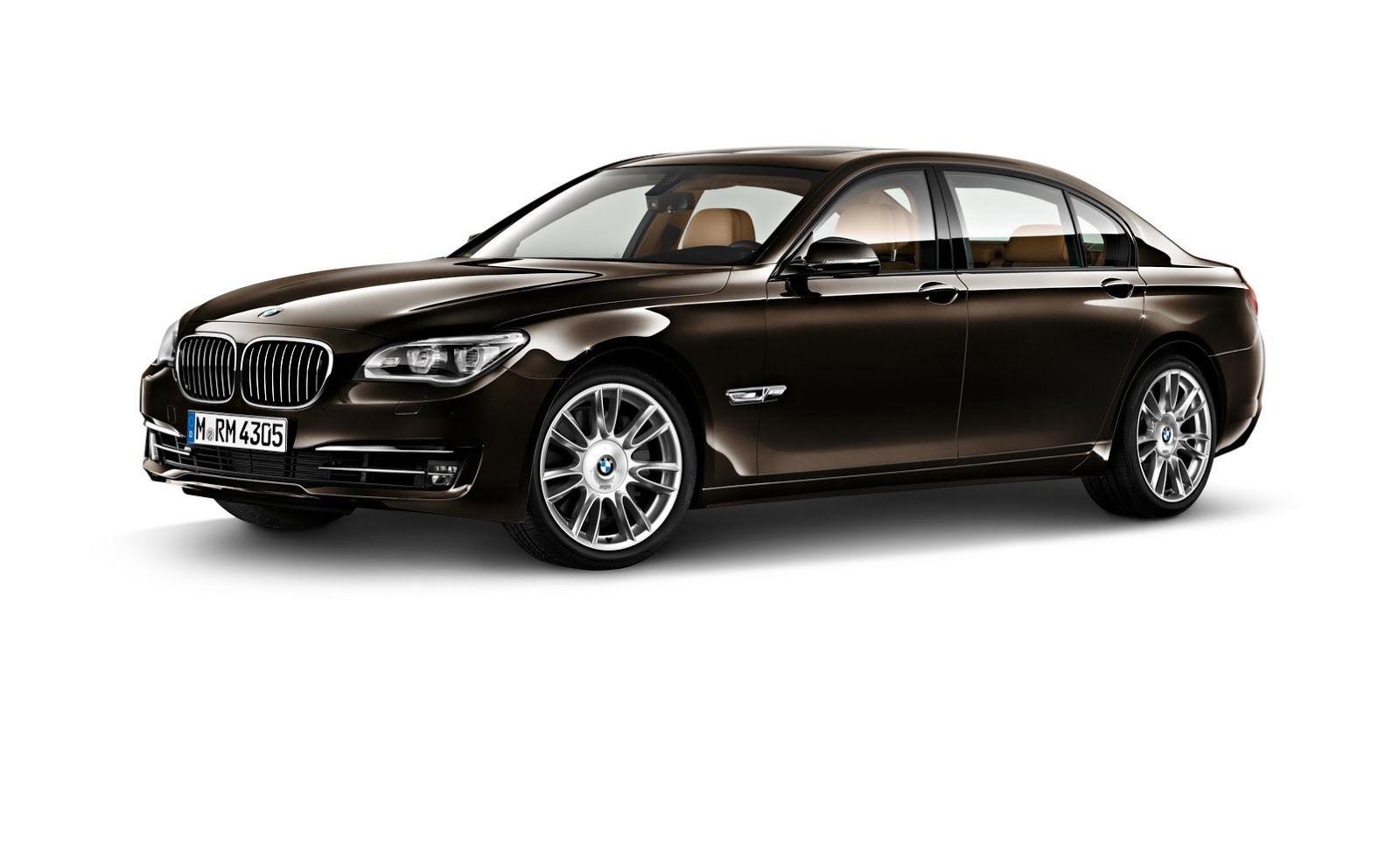 official 2015 bmw 7 series individual final edition gtspirit. Black Bedroom Furniture Sets. Home Design Ideas