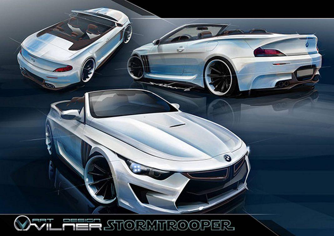 Official: BMW Stormtrooper by Vilner