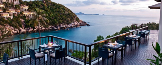 The Sensational Banyan Tree Samui Resort in Thailand