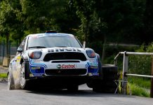 Barum Rally MINI