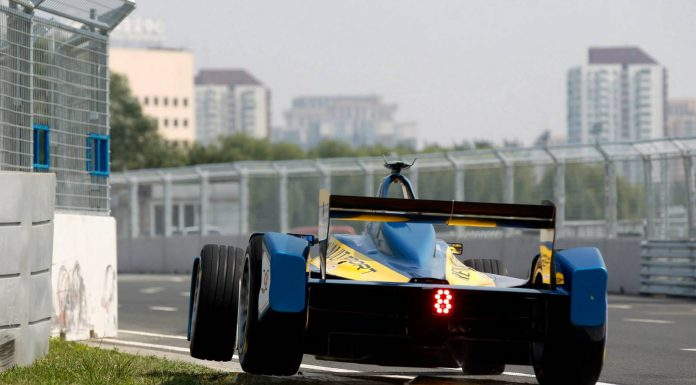 Formula E: Lucas di Grassi Wins Inaugural Beijing ePrix