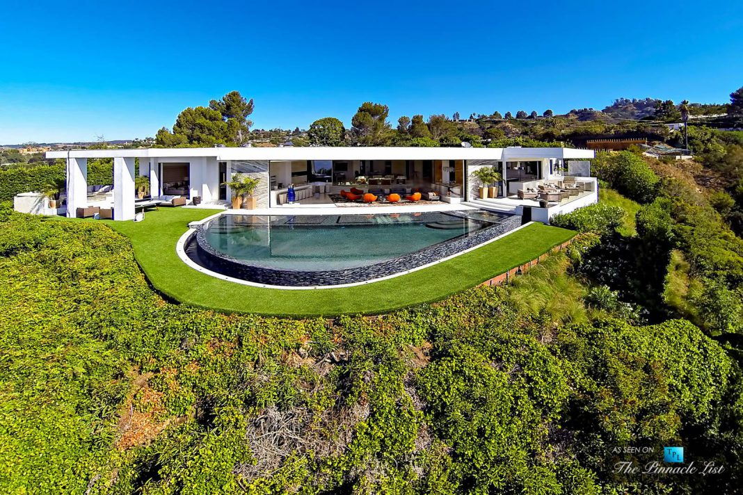 $85 Million Super Luxury Home in Beverly Hills