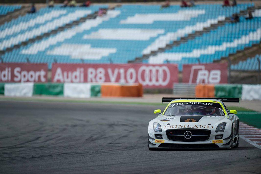 Blancpain GT: Mercedes Beats Lamborghini to Win Portuguese Thriller!