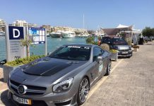 Gallery: Brabus at the Ibiza Grand Prix 2014