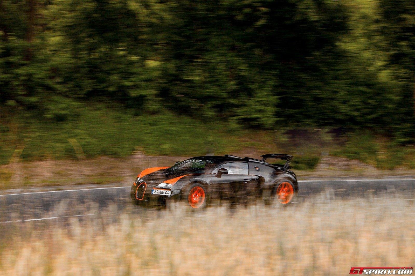 bugatti veyron grand sport vitesse world record car review. Black Bedroom Furniture Sets. Home Design Ideas